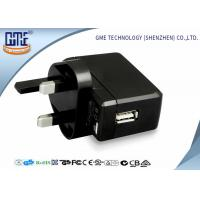 Black White Bright Black 100-240V 5V 500mA USB Wall Charger for Audio Equipment Manufactures