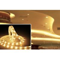 China Warm White FPC SMD LED Strip Lights For Shopping Mall 60 leds Per Meter on sale