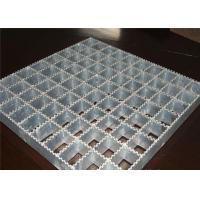 Powerful Open Steel Floor Grating , Anti Corrosion Welded Steel Bar Grating Manufactures