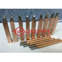 Electro - Forging Welding Electrodes Facings For Upsetting Of Studs And Rivets Manufactures
