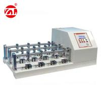 BALLY Flexometer Leather Testing Machine Used In Clothing / Shoes / Bags Manufactures