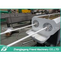 China 0.5-2 Inch PVC Conduit Pipe Making Machine / Plastic Pipe Production Line on sale