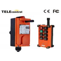 Industrial Crane Radio Wireless Hoist Remote Control With High Performance Manufactures