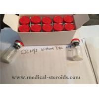 China 863288-34-0 Human Growth Hormone Peptide Cjc-1295 Without Dac Anabolic Peptide For Fat Burning on sale