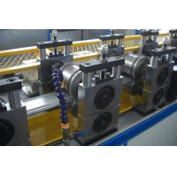 High quality14 Stations Passive PU Sandwich painel  machinery with Double Uncoiler Manufactures
