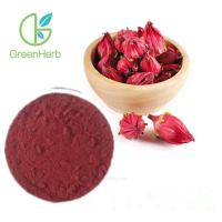 Flower Part Pure Herbal Extracts Ruselle Extract Polyphenols Vitamin C 10%