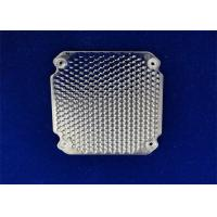 Buy cheap OEM / ODM ROHS Plastic Lens Array Compound eye lens Colorless PC Material from wholesalers
