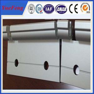 6063 T5 Anodized cnc milling aluminium part / precision aluminium cnc machining Manufactures