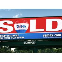EXW Jacksonville 2 sided Outdoor HD Front Service LED Display Dynamic Scan P10 DIP led signs Manufactures