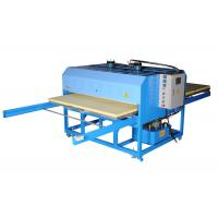 Automatic Heat Press Machine Dye Sublimation High Efficiency Manufactures