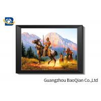China One Flip 3D Lenticular Pictures 30 X 40 cm / 40 x 40 cm With 12 MM Frame on sale