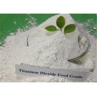 Food Grade Titanium Dioxide Products TiO2 White Powder CAS 13463-67-7 Manufactures