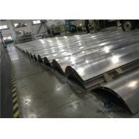 Complex Integral Shaped Aluminium Extrusion Profile Frame Aluminium Alloy 6063-T5 Manufactures