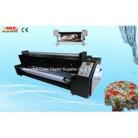Direct To Fabric Dye Sublimation Machine / Heater Work With Piezo Printers Manufactures