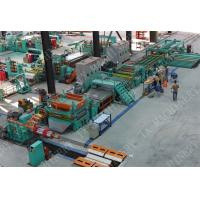 China Start-stop Shear Cut To Length Line for Sale on sale