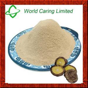 China Top Quality Shiitake Mushroom Extract for liver protecting on sale
