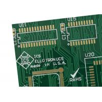 Epoxy Glass Fibre FR4 custom - made pcb Single Sided Copper Clad Prototype PCB Manufactures