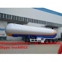 2019s new design biggest 62m3 bulk lpg gas tank semitrailer for sale, best price road transported lpg gas tank for sale Manufactures