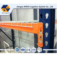 Personalized Drive In Heavy Duty Pallet Racking Metal Storage Shelves Manufactures