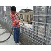 V Type Galvanised Rib Lath 2.5M Length Special Extension For Municipal Works Manufactures