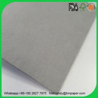 Paper mill supply 230 250 300gsm grey back cardboard paper Manufactures