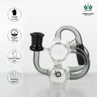 Custom Ash Catcher Percolator 14mm , Ashcatchers For Smoking Water Pipes Manufactures