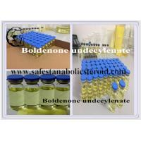 Bodybuilding Boldenone Undecylenate Injectable Anabolic Steroids 13103-34-9​​ Manufactures