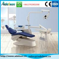 Dental lab equipment include Led lamp with dental unit with standard dentist stool