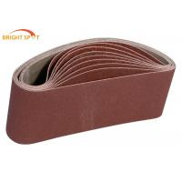 Water Resistant Abrasive Sanding Belts Lightweight For Shipping Industry Manufactures