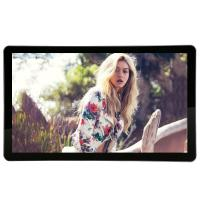 32 Inch Custom Large Touch Screen Computer Monitor , Metal Case Hdmi Touchscreen Monitor Manufactures