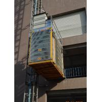 Rack Pinion Type Construction Site Lift Max Lifting Height 450M Rack Module 8 for sale