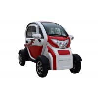 Red Color 1200 W  Smart Mini Electric Car  72 V ABS Plastic Material Manufactures