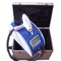 Mini Laser Tattoo Removal Machine For Acne Scar , Lentigines Removal 160mJ , 350mJ Manufactures