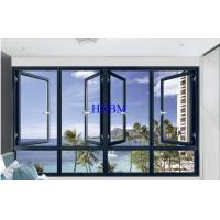 China Multi Point Lock Aluminum Replacement Windows , Solid Fixed Aluminum Windows on sale