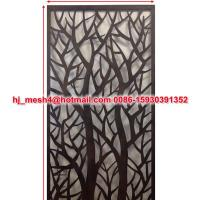 decorative metal outdoor screens Manufactures