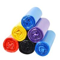 Buy cheap Biodegradable Custom Trash Bags Eco Friendly And Non Toxic Ink For Printing from wholesalers