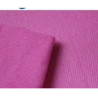 China Eco Friendly Polyester Fleece Fabric / Custom  Polyester Knit Fabric on sale