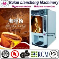 price of coffee machine  raw material 3 in 1 microcomputer Automatic Drip coin operated instant Manufactures