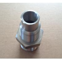 Tube stainless steel 304 cnc machining parts polish carton and pallet package Manufactures
