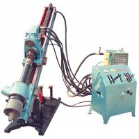 Quality Anchor Holes Skid Mounted Drilling Rig for sale