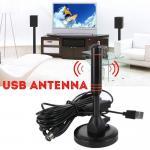 Magnetic Base Digital HDTV Antenna 25DBI 50 Miles Range DVB-T DVB-T2 TV HDTV Aerial Antenna Manufactures