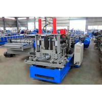 Highly Efficient Steel Profile Stud And Track Roll Forming Machine 18 Station Manufactures
