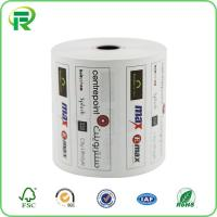 China Paper Industry Carbon Paper Roll Thermal Paper Roll 80mm on sale