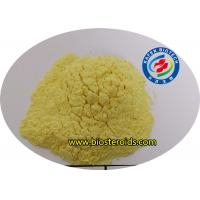 Quality Cosmetics Pharmaceutical Raw Materials Glabridin Yellow Powder CAS 59870-68-7 for sale
