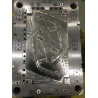 PP Plastic Injection Mold Tooling , Words Corrosion Plastic Molded Parts Manufactures