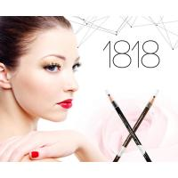 China 1818 Temporary tattoo eyebrow pen pencil waterproof eyebrow pencil tattoo paper pen on sale