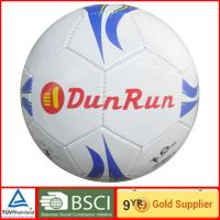 China 5# outdoor sports real Leather street Soccer Ball / size 5 original soccer ball on sale