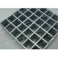 Swaged Stainless Steel Bar Grating Pressure Locked Stainless Steel Grill Grates Manufactures