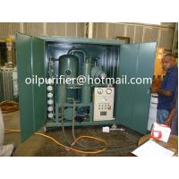 Hot sale Cabinet Vacuum Transformer Oil Purifier Machine,filtration, removing moisture,particulate,quality guarantee Manufactures