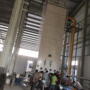 99.6% Liquid 100nm3/h Argon/3000nm3/h Oxygen Plants Air Seperation Plant With Low Energy Consumption Manufactures